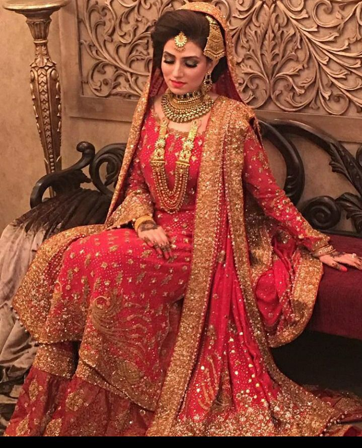 7870 best images about my favorite outfit on pinterest for Indian muslim wedding dress