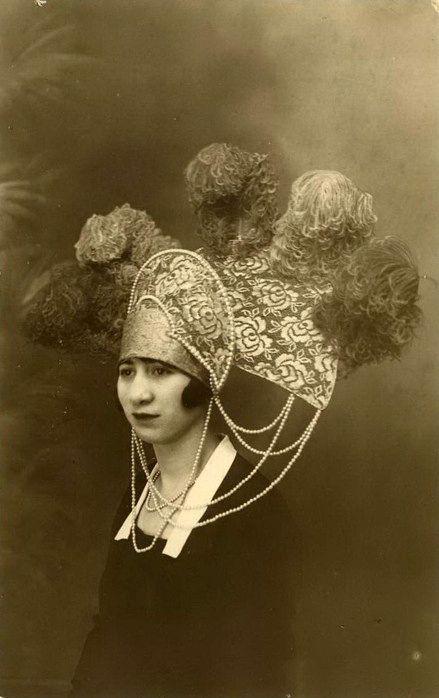 .Lace Hats, Epic Hats, 1920S Headdress, Crazy Hats, Crowns, Hats Attitude, Headpieces, Hats Crazy, Flappers