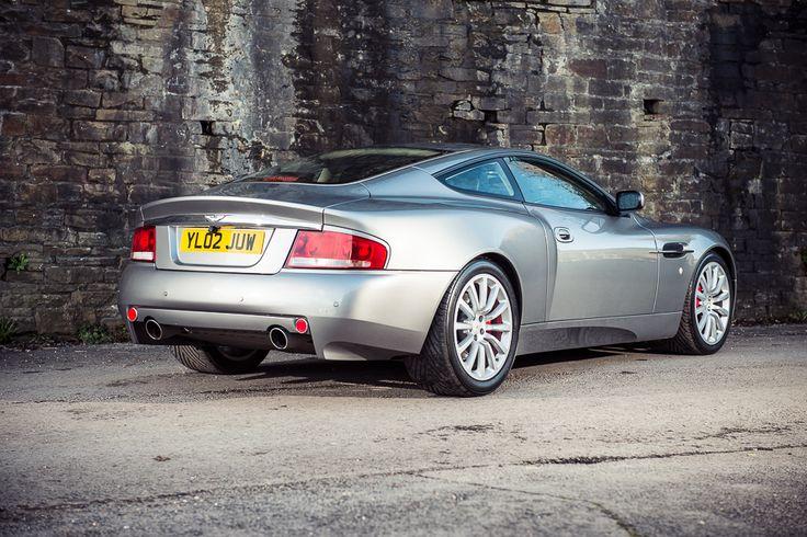 Aston Martin Vanquish - Silverstone Auctions