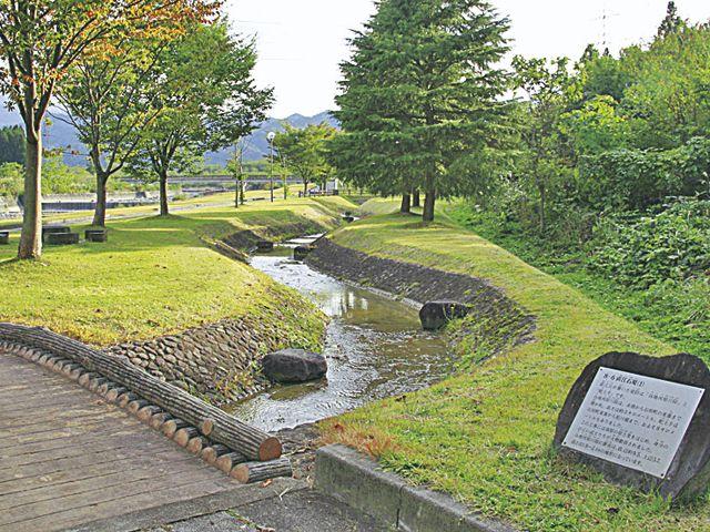 「直江堤公園」(米沢市-公園/緑地-〒992-1206)の地図/アクセス/スポット情報 - NAVITIME