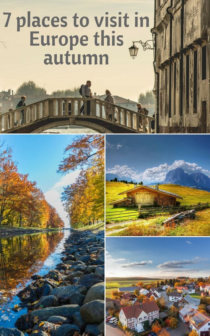 7 travel ideas to inspire your next visit to Europe in the autumn! From festivals of light, beer and food in European cities to the beautiful scenery of the Scottish Highlands, the breathtaking northern lights in Iceland and even wine tasting in the Douro Valley, Portugal - your perfect trips are here! Indulge your wanderlust this fall with a weekend break to Europe and check out these ideas to get you started.