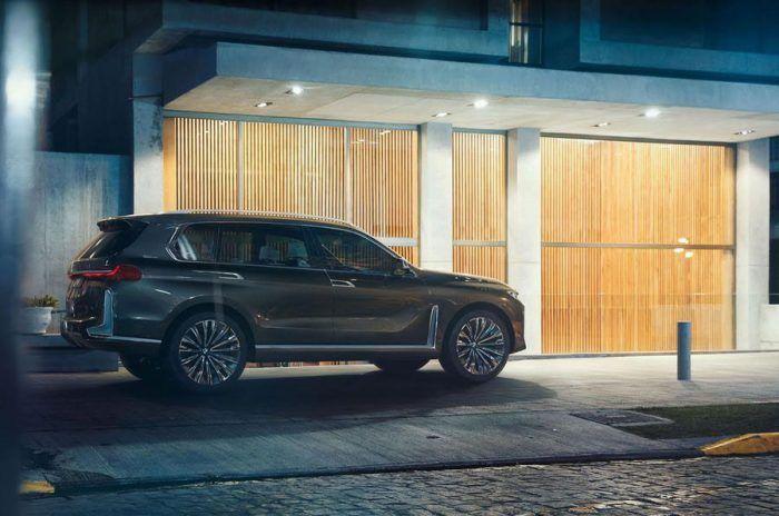 BMW concept X7 iperformance #bmw #x7 #car #cardesign #automotive #transport #automotivedesign #transportdesign #design