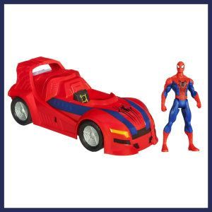 Marvel Gift Ideas The Amazing Spiderman: Marvel The Amazing Spider-Man 2 Triple Strike Cruiser Vehicle Press the button to launch the Triple Strike Cruiser vehicle into action. Vehicle separates into Spider Racer and Web Glider vehicles. http://theceramicchefknives.com/marvel-gift-ideas-amazing-spiderman/ Marvel Gift Ideas The Amazing Spiderman: Marvel The Amazing Spider-Man 2 Triple Strike Cruiser Vehicle