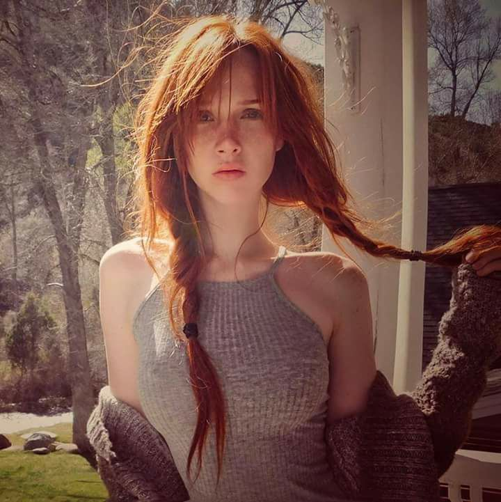 Cute Petite Redhead Teen Girls