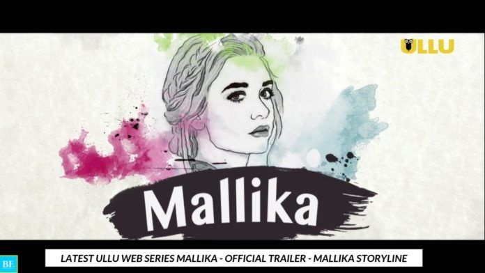 18 Mallika 2019 Ullu Original Hindi Web Series 720p HDRip 200MB