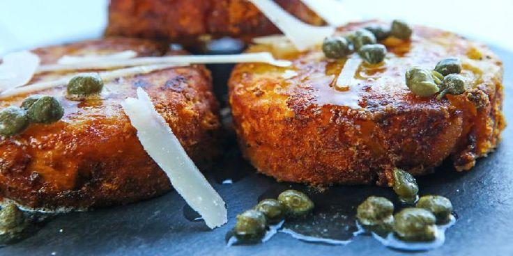 Potet på kul måte - En oppskrift med poteter som er kul? Jo, da er det denne du skal prøve.