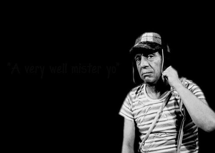 #mestre #chespirito