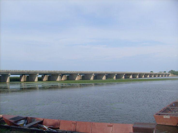 Nyulona - Poroszló, Tisza Tisza-tó