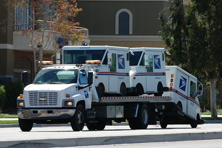 Usps Towing Images - Reverse Search