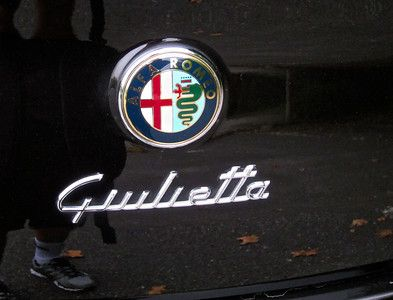 Alfa Guilietta October 2013