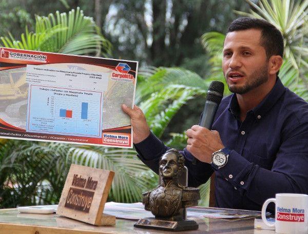 Táchira: Más de 38 millones de bolívares ha invertido Corpointa en obras de infraestructura y mantenimiento https://t.co/wgV1ebQJQZ #Notic
