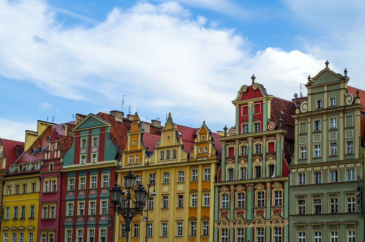 Wrocław, Rynek, Architektura, Centrum Miasta