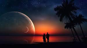 Resultado de imagen para paisajes del cielo estrellado
