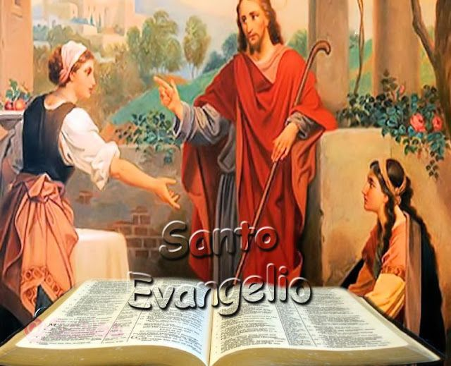 SANTORAL CATOLICO: EL EVANGELIO DE HOY JUEVES 16 DE JUNIO DEL 2016