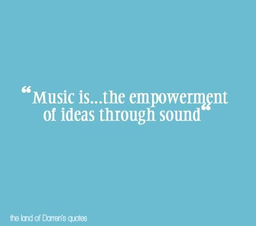 17 Best images about inspirational quotes on Pinterest  Quotes about music, ...
