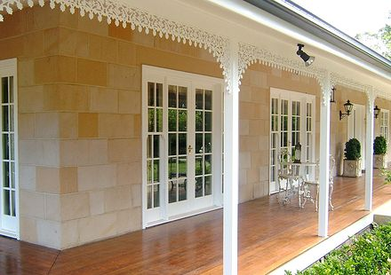 Image result for insulated sandstone cladding
