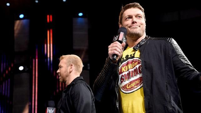 Edge Returning To WWE For SmackDown's 900th Episode, The Latest On Shelton Benjamin