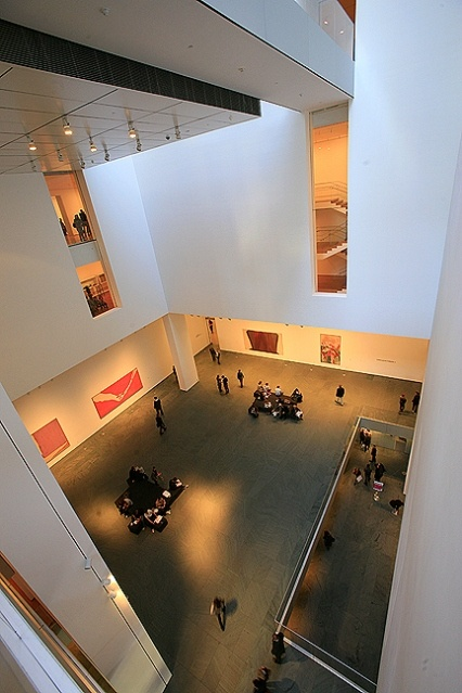 modern cafe moma nyc. moma museum of modern art new york, ny cafe moma nyc