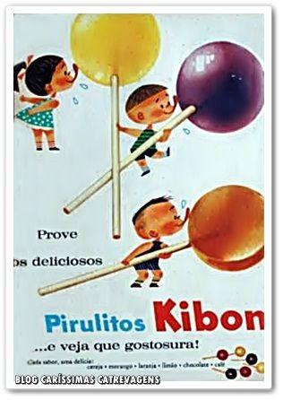 Caríssimas Catrevagens...: SORVETES KIBON ! UMA DELÍCIA... ONTEM, HOJE E SEMPRE!