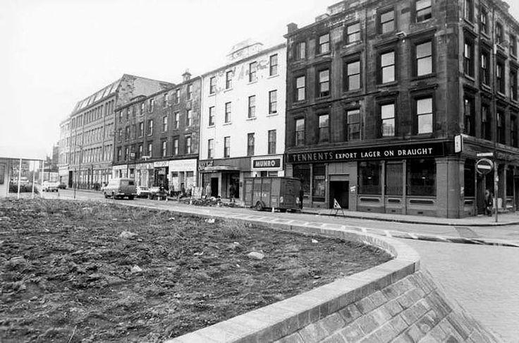 Howard Street at St Enoch Square - October 1980