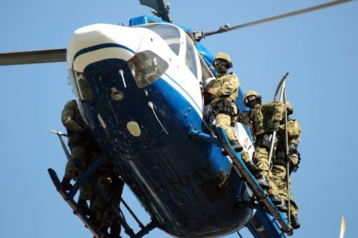 South African Police Special Task force