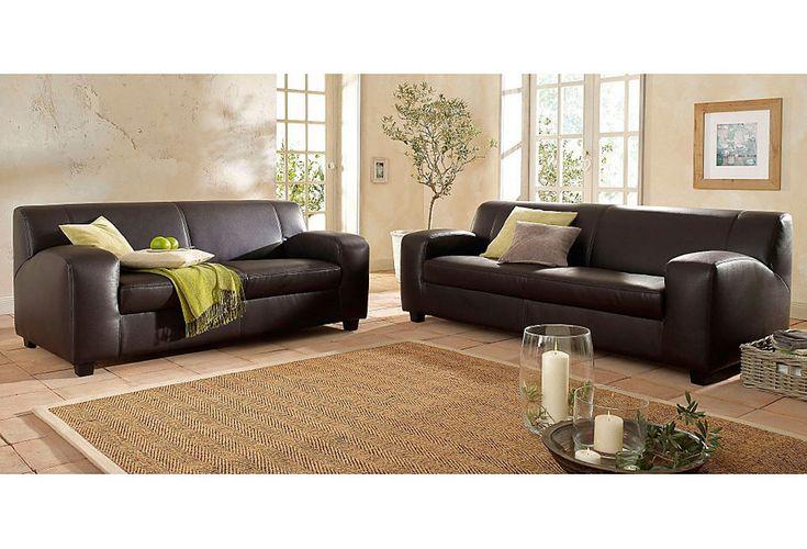 Home affaire 2-Sitzer + 3-Sitzer im Set »Fun«, klassische Polster, wahlweise mit und ohne Federkern Jetzt bestellen unter: https://moebel.ladendirekt.de/wohnzimmer/sofas/2-und-3-sitzer-sofas/?uid=e079d426-dc47-5038-8c79-a4604f3c705c&utm_source=pinterest&utm_medium=pin&utm_campaign=boards #polstergarnituren #sofas #3sitzersofas #wohnzimmer Bild Quelle: baur.de