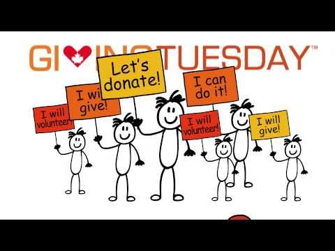 GivingTuesday Canada is December 3 - are you involved? #GivingTuesdayCA