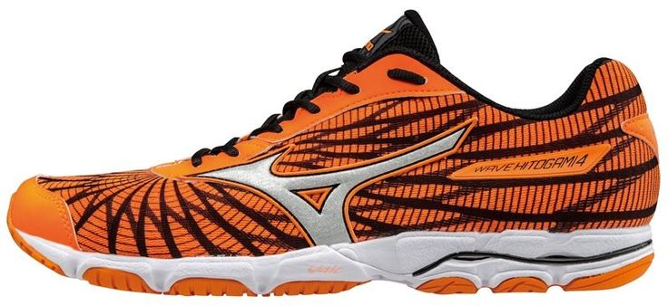 Mizuno Sport Shoes- Mizuno Hitogami 4 - Fast paced shoe that still delivers plenty of cushioning