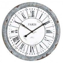 Настенные часы от Dialma Brown Винтажные настенные часы DIALMA BROWN в деревянном корпусе во французском стиле конца XIX века Цвет Как на фото Материал Дерево, Металл Стиль Винтаж Длина 100 см Глубина 5 см Высота 100 см Объем 0,083 м3 Вес  10 кг Артикул:  BH3105
