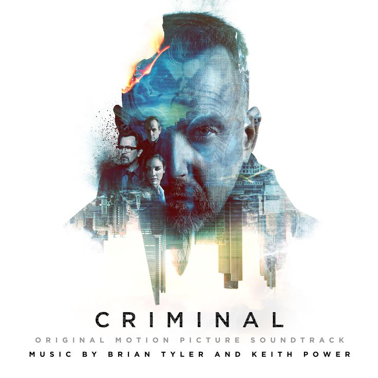 Lakeshore Records announced today that it will release the CRIMINAL – Original Motion Picture Soundtrack digitally on April 15th, featuring the film's original score by Brian Tyler (AVENGERS: AGE OF ULTRON, FURIOUS 7) and Keith Power (HEARTLAND, HAWAII FIVE-0), with a CD on May 20, 2016. The film is being released in theatres nationwide on April 15 by Lionsgate's Summit Entertainment label. http://krakowergroup.tumblr.com/post/142394415788/pr-criminal