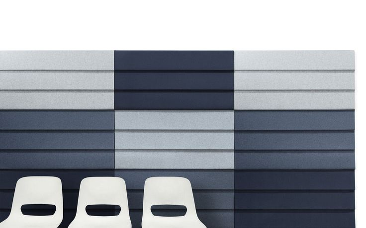 14 best panneaux acoustiques d coratifs images on pinterest acoustic panels design studios. Black Bedroom Furniture Sets. Home Design Ideas