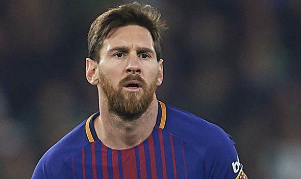 Man Utd transfer news Barcelona Lionel Messi