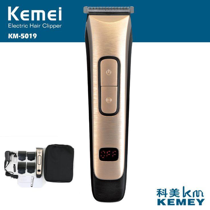 T153 kemei professionelle haarschneidemaschine mit tasche elektrische haarschneider haar rasieren maschine haar schneiden bart elektrischen rasierer