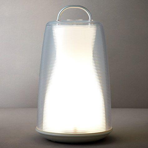 Buy Gleam Outdoor LED Portable Lantern Online at johnlewis.com