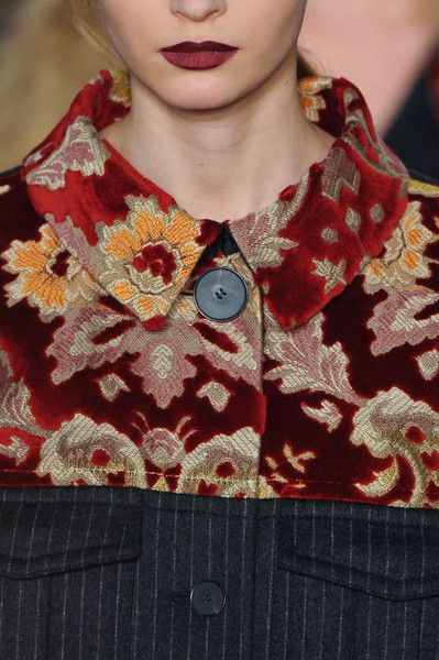 xx..tracy porter..poetic wanderlust..-Antonio Marras Fall 2013 - Details