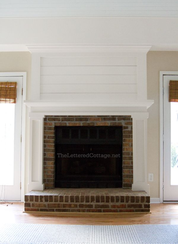 Fireplace Design remodel brick fireplace : Best 25+ Brick fireplace redo ideas on Pinterest | Brick fireplace ...