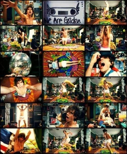 Mika official music video : We Are Golden : 2009