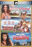 Foreign Exchange/Freshman Orientation/Who's Your Daddy [2 Discs] [DVD]