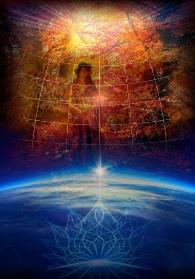 True Sidereal Astrology ~ Daily Horoscope Nov 11th-13th, 2016: Sun Trine Chiron