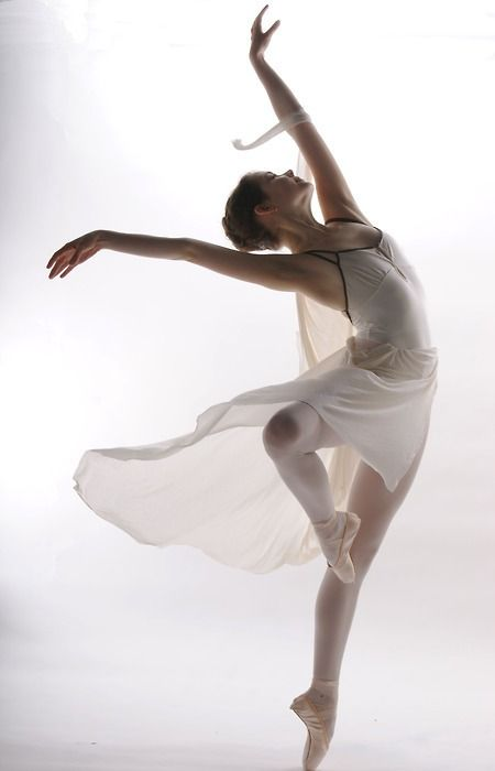 When I was a little girl....this is how I saw myself. A graceful, beautiful swan.