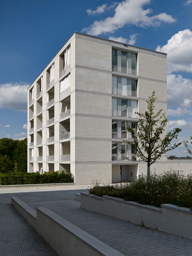 David Chipperfield Architects – Killesberg Residential Building