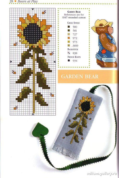 Gallery.ru / Photo # 24 - bookmarks, and that they may be - irisha-ira