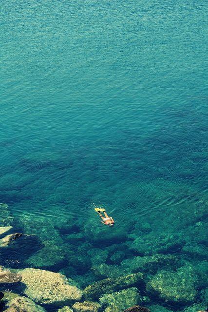 Sikinos - a small island in the Aegean sea