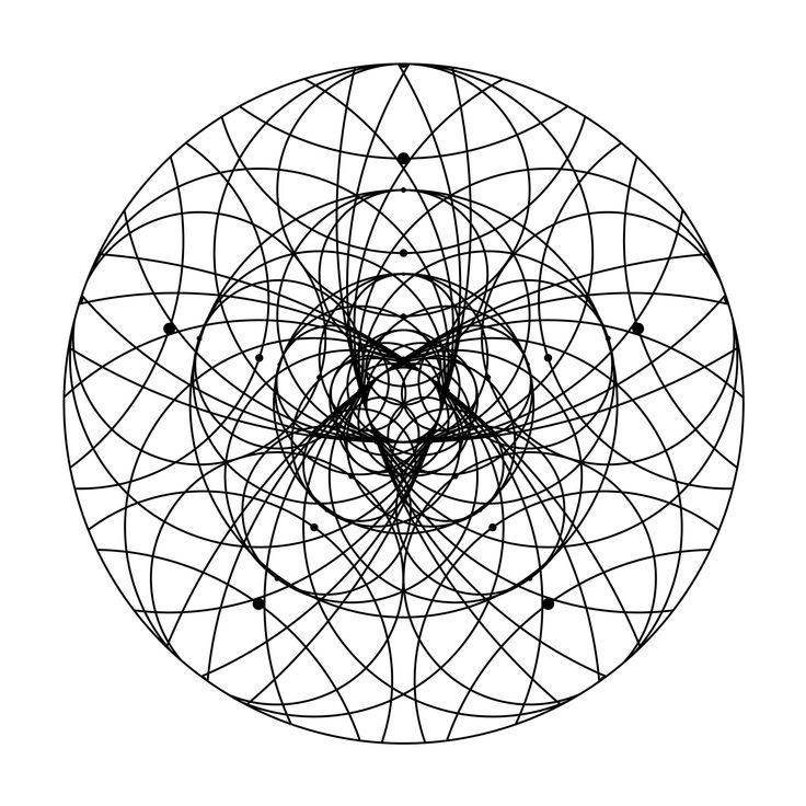 Sacred Geometry Constructions - Aesthetic Musings. This is my personal minimalist artwork. Please enjoy it as I have. - Imgur