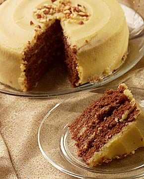 RECIPE: Chantilly frosting (though not Liliha Bakery's recipe). The Chantilly cake is a delicacy in Hawai'i, dating back to the 50's. Usually, Chantilly cakes are chocolate cakes with a coconut frosting.