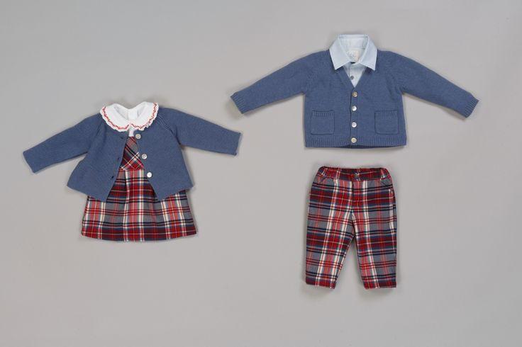 Qualche scatto: AI16 #Tartan #Malvi #Isibaby #Childrenswear #Kidfashion #Girl #Babygirl #Boy #Babyboy