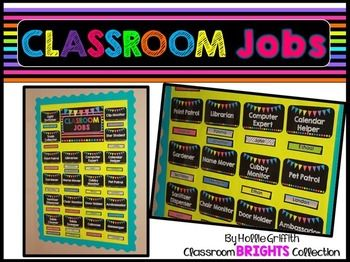 Classroom BRIGHTS Job Board