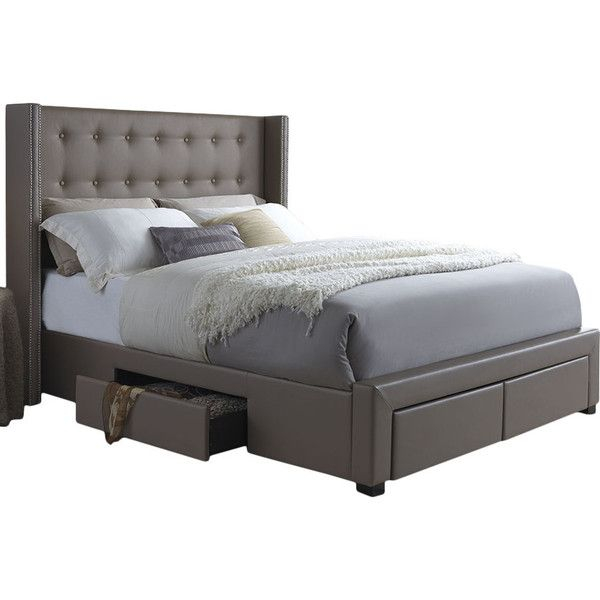 oakwood versailles bedroom furniture. thousand oaks storage platform bed reviews ❤ liked on polyvore featuring home, furniture, beds oakwood versailles bedroom furniture