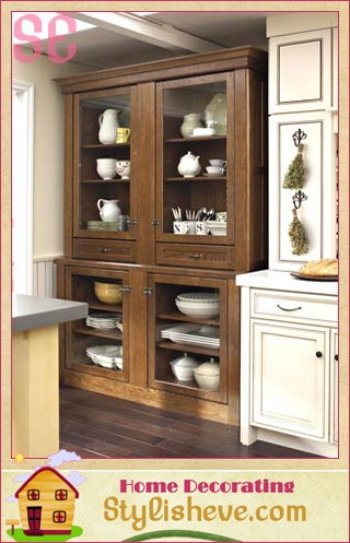 156 best China Cabinets and Hutches images on Pinterest | Kitchen ...