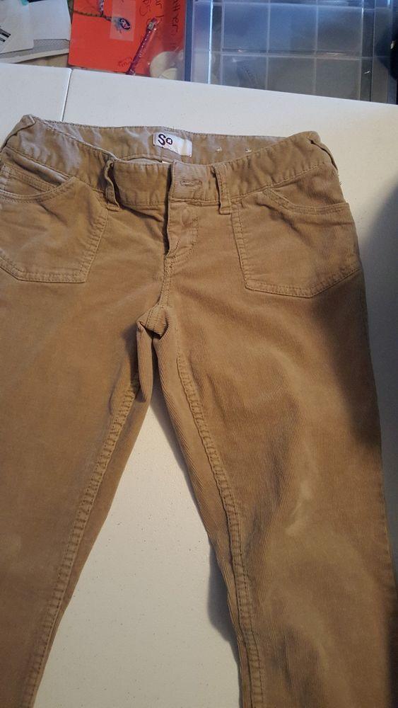 7b583587fa80ee Brown corduroy pants  fashion  clothing  shoes  accessories   kidsclothingshoesaccs  girlsclothingsizes4up (ebay link)